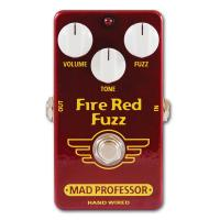 Photo MAD PROFESSOR FIRE RED FUZZ HW