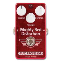 Photo MAD PROFESSOR MIGHTY RED DISTORTION HW