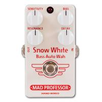 Photo MAD PROFESSOR SNOW WHITE BASS AUTO WAH HW