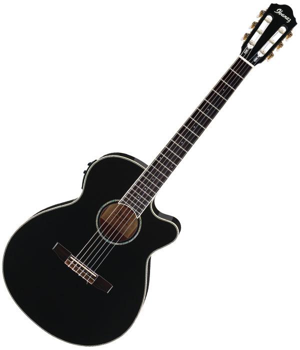 ibanez aeg10nii bk cordes nylon noire achat guitare classique electro acoustique ibanez. Black Bedroom Furniture Sets. Home Design Ideas