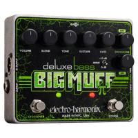 Photo ELECTRO HARMONIX DELUXE BASS BIG MUFF PI