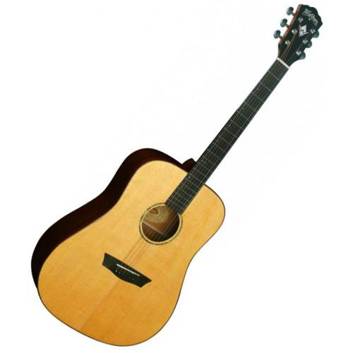 WASHBURN WD250SW DREADNOUGHT NATURELLE