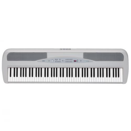 KORG SP280 PIANO NUMÉRIQUE BLANC