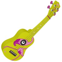 Photo STAGG UKULELE SOPRANO FLAMINGO