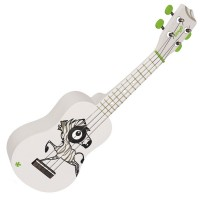 Photo STAGG UKULELE SOPRANO ZEBRA