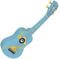 Photo STAGG UKULELE SOPRANO GIRAFE