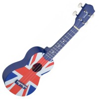 Photo STAGG UKULELE SOPRANO UNION JACK