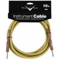 Photo FENDER CABLE SERIE CUSTOM SHOP PERFORMANCE TWEED 3.05