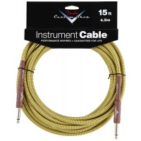 Photo FENDER CABLE SERIE CUSTOM SHOP PERFORMANCE TWEED 4.57M