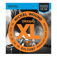 Photo D'ADDARIO EXL110BT BALANCED TENSION LIGHT 10-46