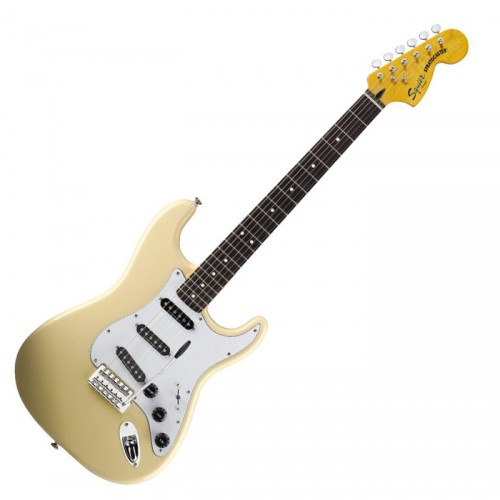 SQUIER VINTAGE MODIFIED STRATOCASTER 70 VINTAGE WHITE ROSEWOOD