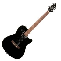 Photo GODIN A6 ULTRA BLACK