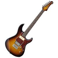 Photo YAMAHA PACIFICA 611VFM TOBACCO SUNBURST