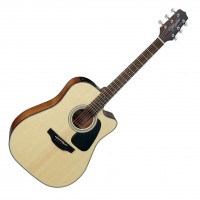 Photo TAKAMINE GD30CE-NAT ELECTRO CUTAWAY NATURAL