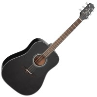 Photo TAKAMINE GD30-BLK BLACK