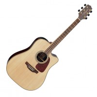 Photo TAKAMINE GD93CE-NAT ELECTRO CUTAWAY NATURAL