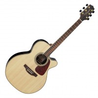 Photo TAKAMINE GN93CE-NAT ELECTRO CUTAWAY NATURAL