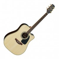 Photo TAKAMINE GD51CE-NAT ELECTRO CUTAWAY NATURAL