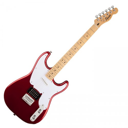 SQUIER VINTAGE MODIFIED '51 CANDY APPLE RED MN