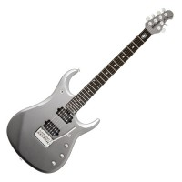 Photo MUSIC MAN JOHN PETRUCCI 6 JP13 PLATINUM SILVER