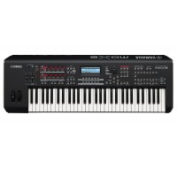 Photo YAMAHA MOXF6 SYNTHETISEUR 61 TOUCHES