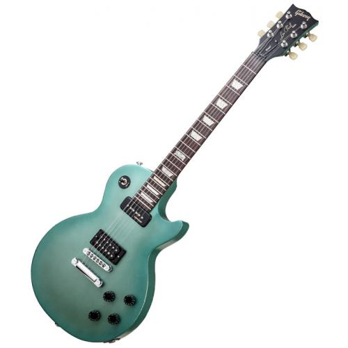 GIBSON LP FUTURA PLAIN TOP 2014 INVERNESS GREEN VINTAGE GLOSS