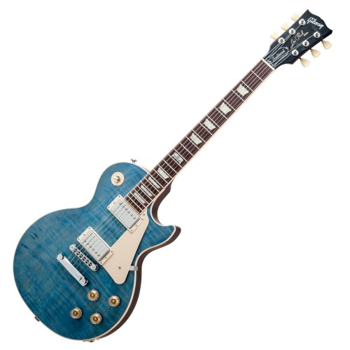GIBSON LP TRADITIONAL 2014 OCEAN BLUE