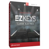 Photo TOONTRACK EZKEYS CLASSIC ELECTRICS