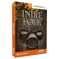 Photo TOONTRACK INDIE FOLK EZX