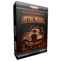 Photo TOONTRACK METALHEADS EZX