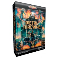 Photo TOONTRACK METAL MACHINE EZX