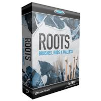 Photo TOONTRACK ROOTS SDX - BRUSHES, RODS & MALLETS