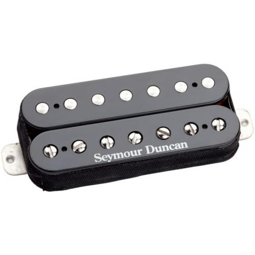 SEYMOUR DUNCAN CUSTOM 5 BRIDGE BLACK 7 CORDES - SH-14-7STR