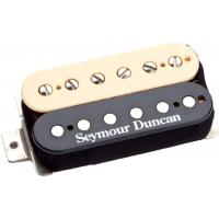Photo SEYMOUR DUNCAN JAZZ MODEL NECK ZEBRA - SH-2N-Z