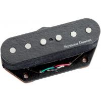 Photo SEYMOUR DUNCAN VINTAGE STACK TELE BRIDGE BLACK - STK-T3B