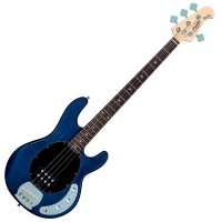 Photo STERLING BY MUSIC MAN STINGRAY RAY4 TRANS BLUE SATIN