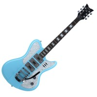 Photo SCHECTER ULTRA-III VINTAGE BLUE