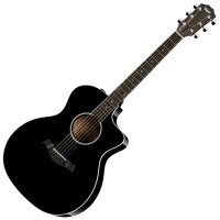 Photo TAYLOR 214CE DELUXE BLACK