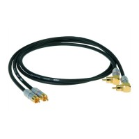Photo KLOTZ CABLE RCA/RCA COUDE 0.9M