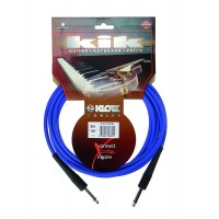 Photo KLOTZ CABLE INSTRUMENT KIK JACK/JACK BLEU 3M