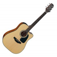 Photo TAKAMINE GD15CE-NAT ELECTRO CUTAWAY NATURAL