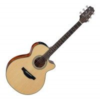 Photo TAKAMINE GF15CE-NAT ELECTRO CUTAWAY NATURAL