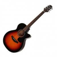 Photo TAKAMINE GF15CE-BSB BROWN SUNBURST
