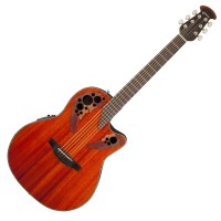Photo OVATION CE44P-PD CELEBRITY ELITE PLUS PADAUK