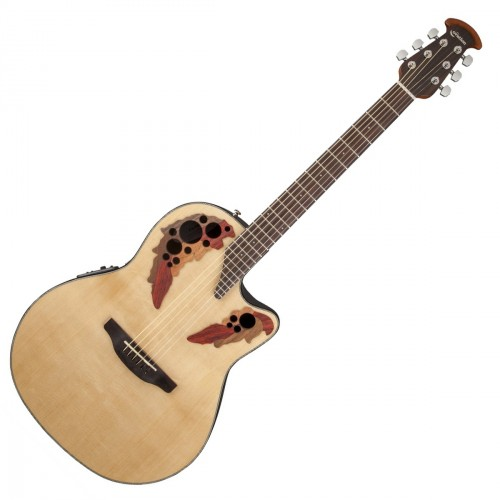 Ovation Review   Acoustic Guitars   Reviews @ Ultimate ...