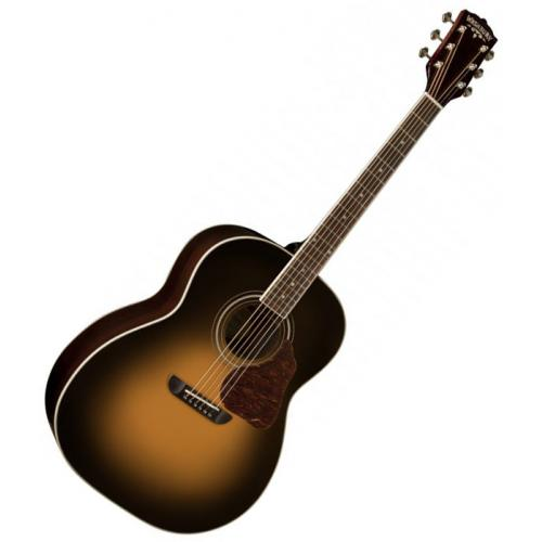 WASHBURN LSJ743STSK LAKESIDE SUPER JUMBO TOBACCO SUNBURST