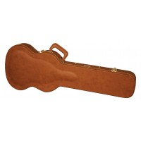 Photo GATOR GW-SG-BROWN ETUI BOIS MARRON GUITARE ELECTRIQUE