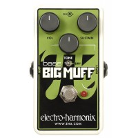 Photo ELECTRO HARMONIX NANO BASS BIG MUFF PI