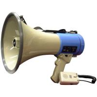 Photo POWER ACOUSTICS MEGAPOWER 25M MP3 - MEGAPHONE 25W AVEC COMBINÉ ET SLOT MP3