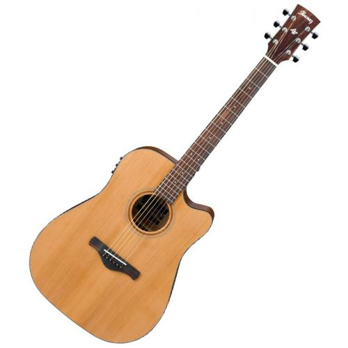 ibanez aw65ece lg natural low gloss achat guitare folk. Black Bedroom Furniture Sets. Home Design Ideas